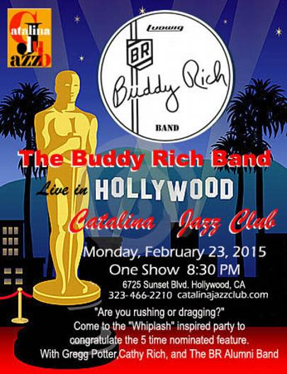 The Buddy Rich Band at Catalina Jazz Club, Hollywood, CA